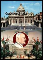 ÄLTERE POSTKARTE PAPA IOANNES PP. XXIII Pope Roma Rom Papst Ansichtskarte Cpa AK Postcard - Vatikanstadt