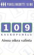 *FINLANDIA* -  Scheda Usata - Finlandia