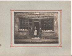 60  Auneuil Cordonnerie Photo   16,5 Sur 12,5 Plus Entourage Cartonne Par  Carpentier  Photo Beauvais - Luoghi