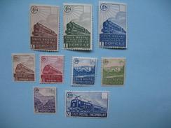 France Colis Postaux  1941 - 1945 Neuf **    N°  174 à 182 - Colis Postaux