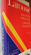Dictionnaire Français Espagnol- Espagnol Français . Larousse . Saturne - Dictionaries