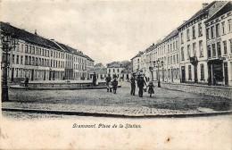 Geraardsbergen - Grammont -  Place De La Station - Geraardsbergen