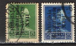 ALBANIA - 1939 - ASSEMBLEA COSTITUENTE - USATI - Albania