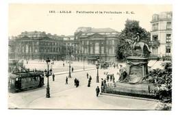 C 26    LILLE FAIDHERBE ET LA PREFECTURE - Lille