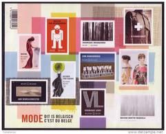 Bl 180 - Mode / Dit Is Belgisch - C´est Du Belge - Ongetand/non Dentelé/unperforated  - XX - Belgique