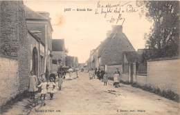 14 - CALVADOS / Jort - Grande Rue  - Superbe Cliché Animé - France