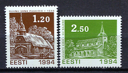 Estonia 1994 / Christmas MNH Nöel Navidad / Jo07  32 - Natale