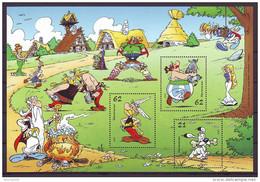 "BRD - 2015 - Block 80 ""Asterix"" - Postfrisch - Blokken"