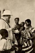UNIQUE   AINSI GRANDIT L´EGLISE  DAPTEME D´ENFANT A DONIA - Costa De Marfil