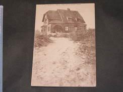 ZOUTE SUR MER - Villa Sur Les Hautes Dunes - Ed.S.A. Chocolaterie PATISSIERS BRUXELLOIS - België