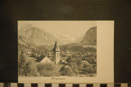 Cp, SUISSE, MEYRINGEN - BE Berne