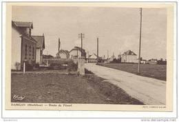 AR2 Damgan Morbihan . Route De Pénerf . Ed : Cim Et Paul Plé Angerville .