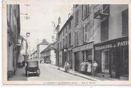 CHARLY SUR MARNE - Rue E. Morlot - Francia
