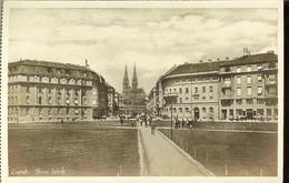 Postcard, Croatia, Zagreb,  New Neighborhood, Unused, Cca 1930 - Kroatië