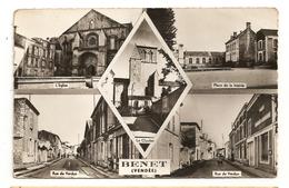 VENTE DIRECTE - Carte Multivues - BENET - France