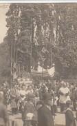 ,Woluwe St Lambert ,Bruxelles , Photocarte ,procession De L'église Saint Henri En 1922 - Woluwe-St-Lambert - St-Lambrechts-Woluwe
