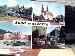 LUSSEMBURGO LUXEMBOURG VUES ESCH  Si  ALZETTE VB1959  FW9760 - Esch-Alzette