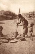 PILEUSE DE MIL - Níger
