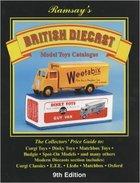 British Diecast Model Toys Catalogue (Anglais) Relié – 9 EM édition - Boeken, Tijdschriften, Stripverhalen