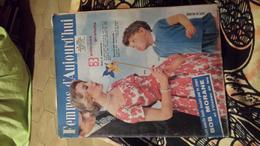 Femmes D'aujourd'hui 733 Bob Morane - Livres, BD, Revues