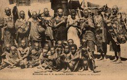 Mozambique - Tanzanie - Kenya - Somalie - Missions Des P.P. Du Saint-esprit - Indigenes Du Zanguebar - Mozambique