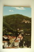 Valle Del Nervia (Imperia) - Pigna E Castelvittorio         IMPERIA   LIGURIA   VIAGGIATA  COME DA FOTO  ACQUERELLATA - Imperia