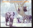 STAMPS FROM ZAMBIA MINT N H SCOTT # 1043  ANIMALS - Zambia (1965-...)
