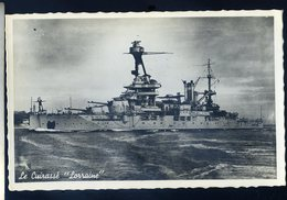 Cpa  Croiseur Lorraine Navire Bateau   JIP72 - Guerre