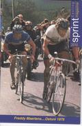 FREDDY  MAERTENS   SERIE  SPRINT 2010   N° 207 - Cyclisme