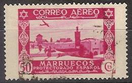 Marruecos U 190 (o) Paisajes. 1938 - Maroc Espagnol