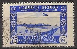 Marruecos U 191 (o) Paisajes. 1938 - Maroc Espagnol