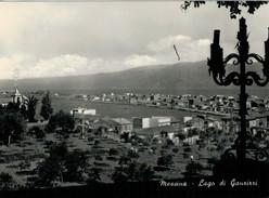 MESSINA  LAGO  DI  GANZIRRI                 (VIAGGIATA) - Altre Città