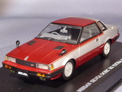 DISM 7458, Nissan Silvia DOHC RS Extra, 1982, 1:43 - Voitures, Camions, Bus