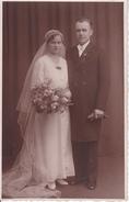 AK Foto - Brautpaar - Ca. 1920 (26396) - Hochzeiten