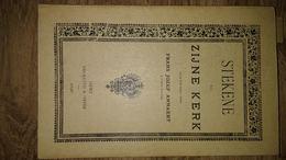 """Boek : STEKENE - """"zijne Kerk"""" Door Frans Jozef Annaert / ZELDZAAM - ZEER GOEDE STAAT - Autres"""