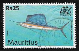 Mauritius, Scott # 921 Used Sailish, 2000 - Mauritius (1968-...)
