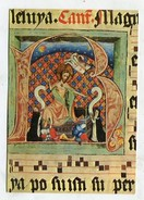 CHRISTIANITY - AK291343 Freiburg I. Br. - Augustinermuseum - Buchmalerei - Auferstehung Christi - Tableaux, Vitraux Et Statues