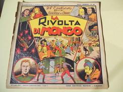 NERBINI - GRANDI AVVENTURE - SERIE GORDON N. 24 - LA RIVOLTA DI MONGO - 1947 - Classic (1930-50)