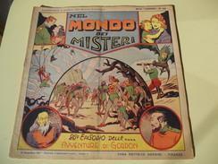 NERBINI - GRANDI AVVENTURE - SERIE GORDON N. 25 - NEL MONDO DEI MISTERI - 1947 - Klassiekers 1930-50