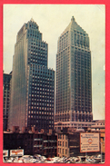 Pennsylvania . Pittsburgh. Kopper's And Gulf Buildings. 1953 - Pittsburgh