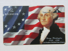 P 409. George Washington. 1000 Ex. - Belgium