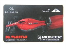 P 417. Ferrari. 1000 Ex. - Belgium