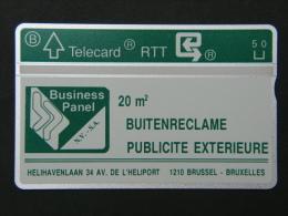 P 219. Business Panel. 1000 Ex. - Belgium