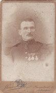Homme Militaire Médailles Antwerpen Vander Heyden - Uniformes