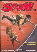 No PAYPAL !! : Don Lawrence ( Voir Trigan ) & Lodewijk Storm 10 Chroniques De Pandarve 1 , BD Éo Glénat ©.1985 TTBE/NEUF - Editions Originales (langue Française)
