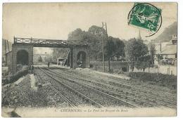 50 - CHERBOURG - Le Pont Au Bosquet Du Roule - CPA - Cherbourg