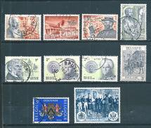 Belgique Timbres  De 1964   N°1278  A 1286 Complet   Oblitérés - Belgique