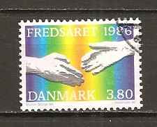 Dinamarca-Denmark Yvert Nº 869 (usado) (o) - Dinamarca