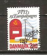 Dinamarca-Denmark Yvert Nº 874 (usado) (o) - Dinamarca