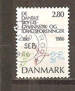 Dinamarca-Denmark Yvert Nº 875 (usado) (o) - Dinamarca
